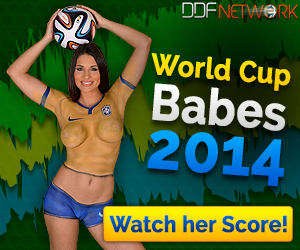 World Cup Babes 2014